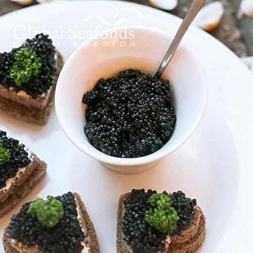 Russian Ossetra Sturgeon Caviar Classic Fresh (2oz)