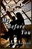 download ebook review | me before you: a novel by jojo moyes pdf epub