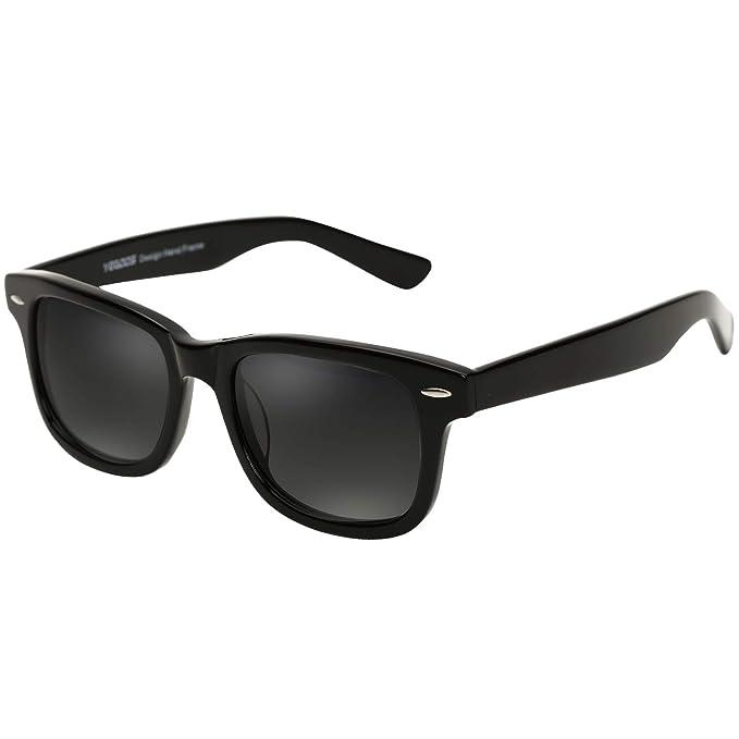 Amazon.com: VEGOOS - Gafas de sol clásicas polarizadas ...