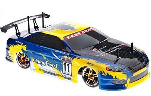 ALEKO Pro On Road Drifting Car Toy (1:10 Scale), (10 Nitro Gas Car)