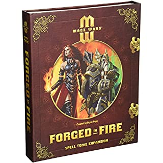 Arcane Wonders Mage Wars Forged in Fire Game