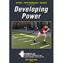 Developing Power (Sport Performance Series)