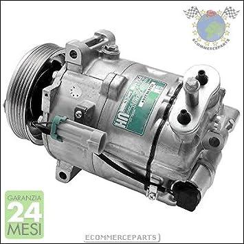 x5y Compresor Aire Acondicionado SIDAT Opel Vectra C Gasolina 20: Amazon.es: Coche y moto