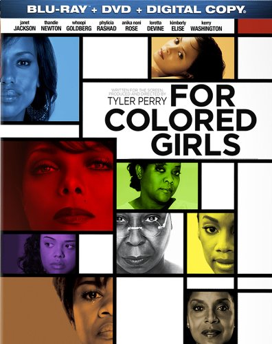 For Colored Girls (Two-Disc Blu-ray/DVD Combo) (Blu-ray)