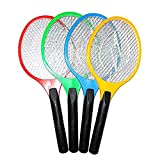 GARDEN AND HOME Shop Cordless Rechargeable Bug Zapper Mosquito Insect Electric Fly Swatter Racket Bat