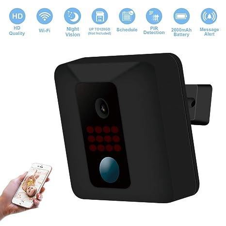 Cámara de seguridad para el hogar con detección de movimiento,cámara de seguridad IP inalámbrica