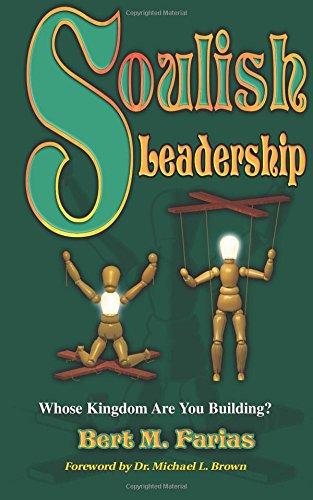 Read Online Soulish Leadership PDF