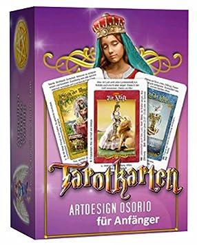 Tarotkarten Artdesign Osorio - Cartas del tarot para ...