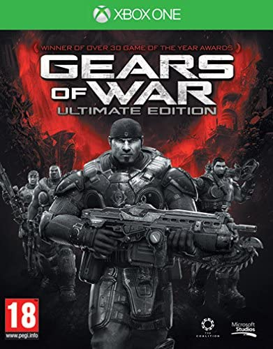 Microsoft Gears of War ultimate edition, Xbox One - Juego (Xbox One, Xbox One, Shooter, The Coalition, M (Maduro), ENG, ITA, Microsoft Studio): Amazon.es: Videojuegos