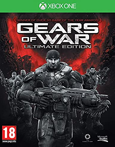 Microsoft Gears of War ultimate edition, Xbox One - Juego (Xbox ...