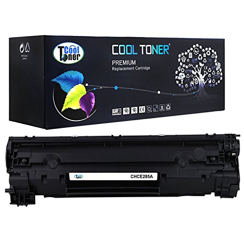 Cool Toner 1 Pack 1,600 Pages Black Compatible HP 85A CE285A CE285 Toner Cartridge For HP LaserJet Pro P1102W P1102 P1100 M1212NFW M1212NF M1210 M1132 M1130 Printer