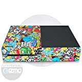 Xbox ONE Complete Console Vinyl Protective Skin Decals - Sticker Bomb