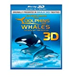 IMAX Dolphins and Whales: Tribes of the Ocean [Blu-ray 3D + Blu-ray] (Bilingual)