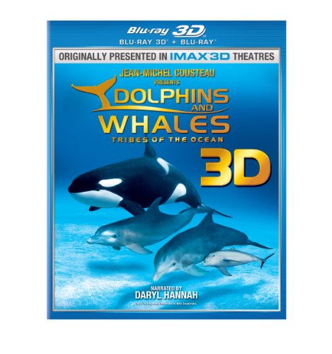 Dolphins and Whales [Blu-ray]
