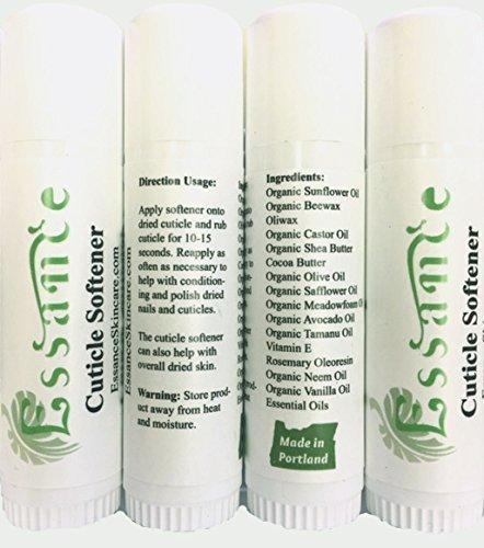 Essance Organic Cuticle Softener
