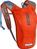 CamelBak Women's Charm Crux Reservoir Hydration Pack, Cherry Tomato/Pitch Blue, 1.5 L/50 oz
