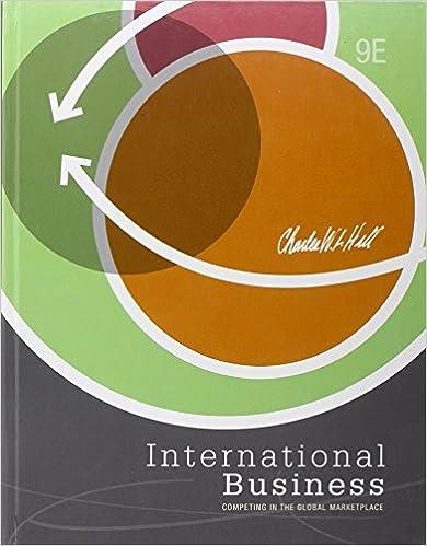 International business 9780078029240 international business books international business 9780078029240 international business books amazon fandeluxe Images