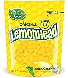 Lemonhead Candy, Lemon, 10 Ounce Bag