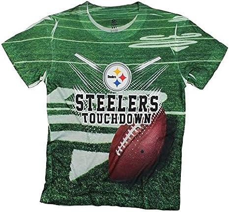 Green Washington Redskins TOUCHDOWN NFL Youth T-Shirt Shirt