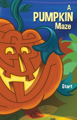 A Pumpkin Maze (Pack of 25) (Proclaiming the Gospel) -