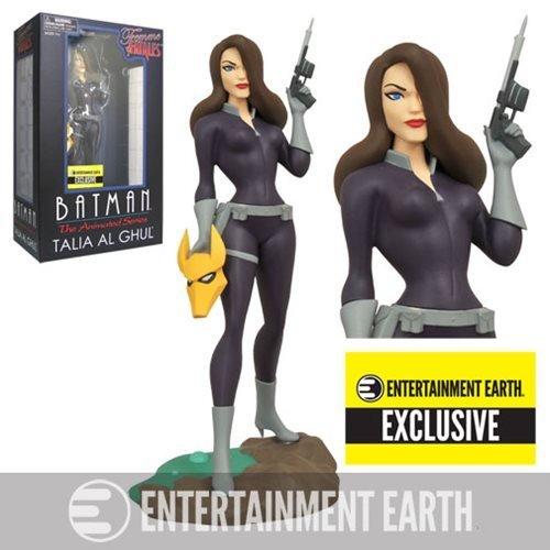 Batman: The Animated Series Talia Al Ghul Femme Fatales Statue - Entertainment Earth Exclusive by Diamond - Tas Al