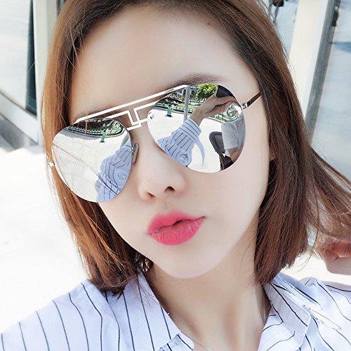 viajes Color polarizadas 02 conducción estilo retro Gafas gafas sol de de la playa 06 gafas ZHIRONG moda amantes AnqHp7wx