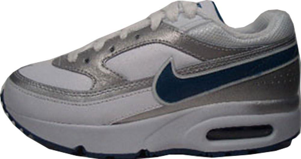 Nike Air Classic BW PS. amortiguamiento. Plantilla extraíble. Antideslizante, suela de goma resistente. euros 31,5 US 13,5 C UK 13 19,5 cm: Amazon.es: Deportes y aire libre
