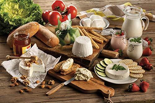 Ariete 615 B-Cheese Macchina per Formaggio e Yogurt, 6 programmi Pre impostati, Cestello Removibile Antiaderente, Adatto… 3