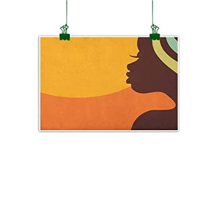 Amazon Com Josepsh Modern Canvas Painting Wall Art African