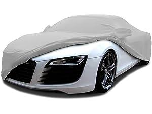 CarsCover Custom Fit 2008-2014 Audi TT/TTS Car Cover Heavy Duty Weatherproof Ultrashield