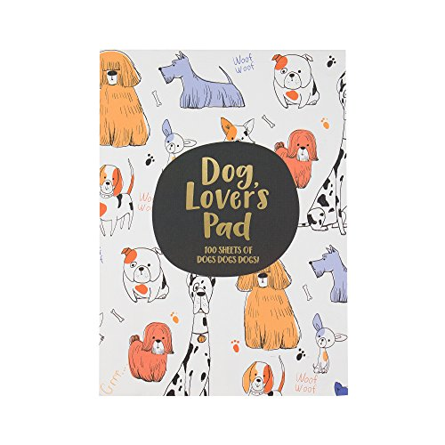 Eccolo World Traveler Dog Lover's Pad 5x6.5
