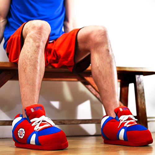 Slippers Sleeper'z Official NBA Los Angeles Clippers-Adult Unisex LTCqN1IuxJ