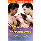 Romance: Twisted Threesome Bundle: Sharing Love (Contemporary Paranormal Alpha Hero Menage Romance) (Fantasy Threesome Science Fiction Mystery Alpha Paranormal Short Stories)