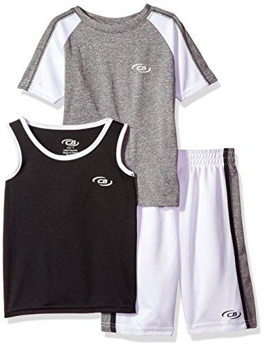 White Activewear Set - 8