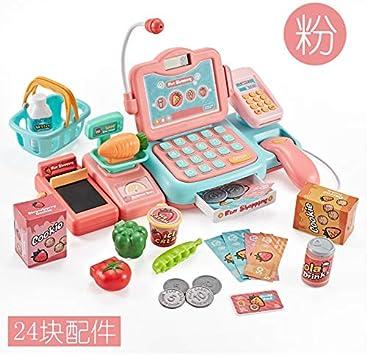 ouyang Supermercado Caja registradora Chica de Juguete slivethe ...