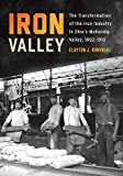"BOOKS RECEIVED: Clayton J. Ruminski, ""Iron Valley: The Transformation of the Iron Industry in Ohio's Mahoning Valley, 1802-1913"" (Ohio State UP, 2017)"