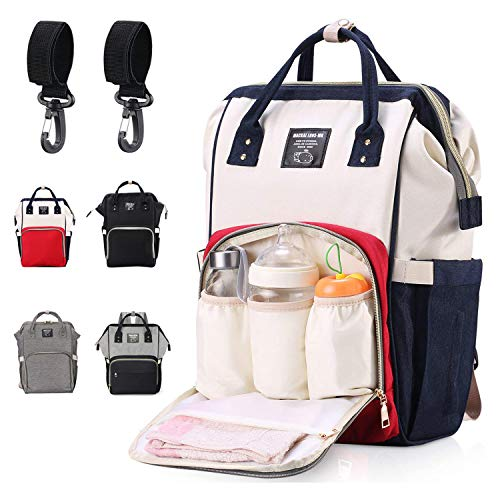 Eocean Baby Diaper Bag, Multi-Function Mommy Backpack, for sale  Delivered anywhere in Canada
