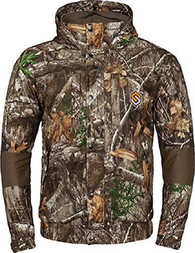 ScentLok Morphic Waterproof 3-in-1 Jacket (Realtree Edge, - Bean Hunting Ll
