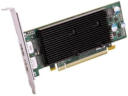 New Driver: Matrox M9128 LP PCIe x16 Graphics