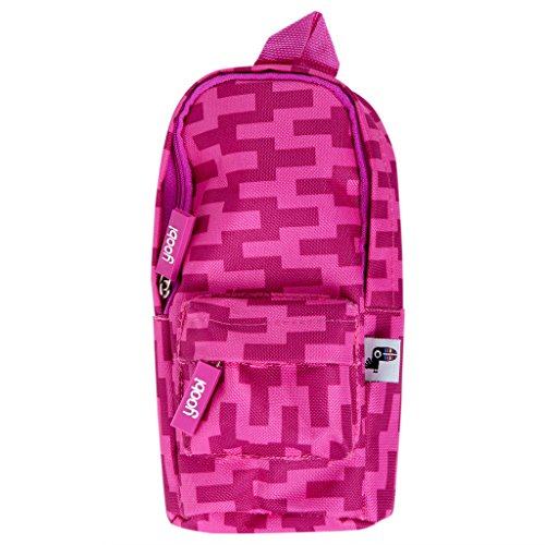 Yoobi Mini Backpack Pencil Case Blue Stripe Buy Online In Ksa