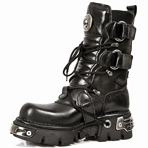575 Shoes Rock S1 Black New M Rvfwnq
