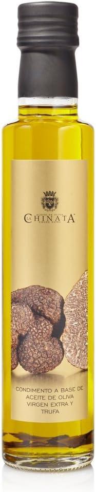 LA CHINATA -Condimento Aceite de Oliva Virgen Extra y Trufa 250ml