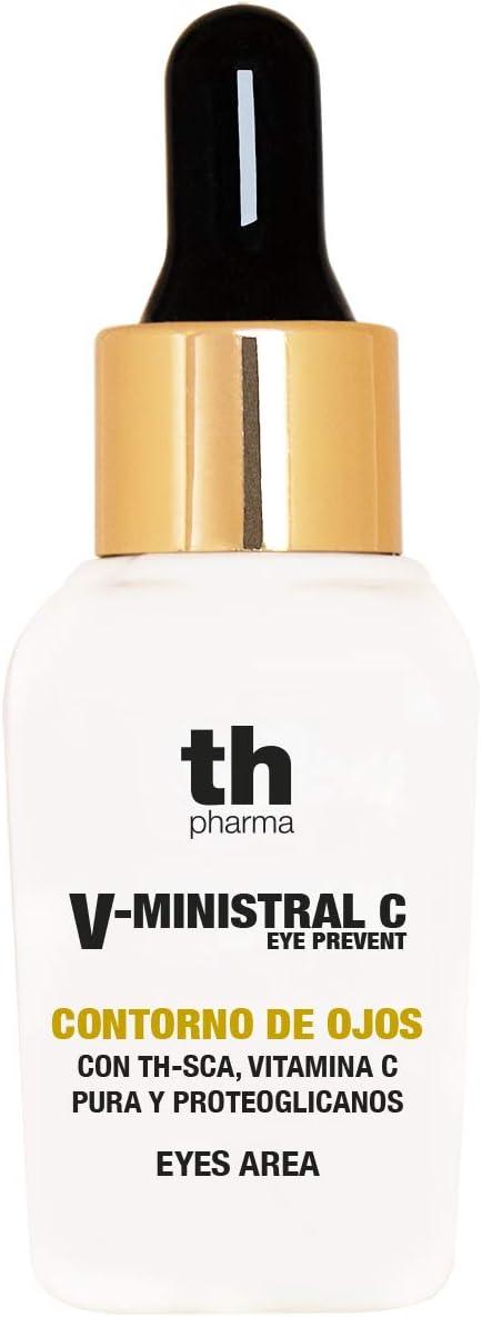 Thader Th Pharma - V-Ministral C Contorno de Ojos 20 ml ...