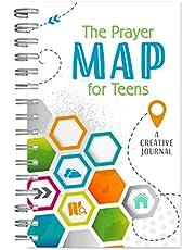 The Prayer Map® for Teens: A Creative Journal
