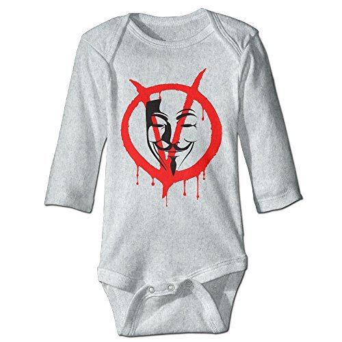 Raymond V For Vendetta Long Sleeve Jumpsuit Outfits Ash 12 (V For Vendetta Outfit)