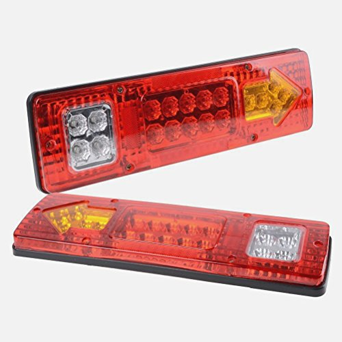 Led Tail Lights For Motorhomes