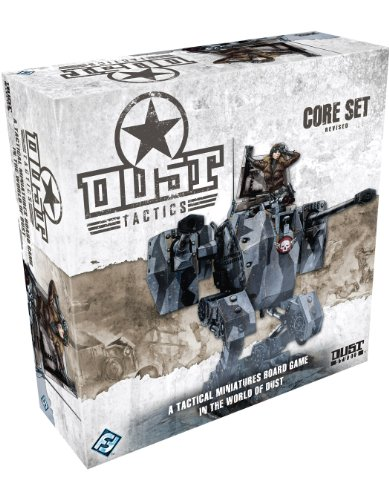 Dust Tactics: Revised Core Set (Dust Game)