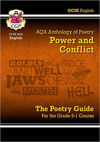New GCSE English Literature AQA Poetry Guide: Power & Conflict