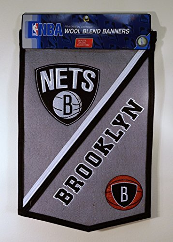 NBA New Jersey Nets Traditions Banner