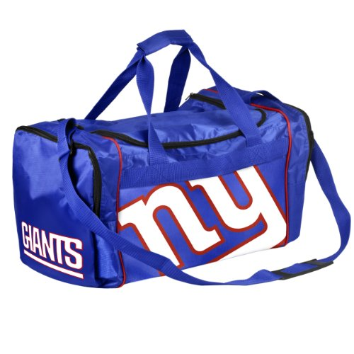 Forever Collectibles NFL New York Giants Core Duffel Bag by Forever Collectibles